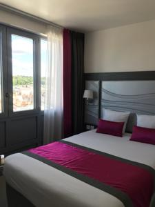 Hotel Versailles Chantiers : Chambre Double