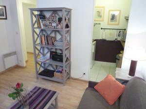 Appartement Cosy Flat, in the Marais : photos des chambres