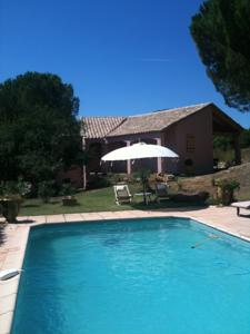 Chambres d'hotes/B&B Mas Les Micocouliers : Chalet 1 Chambre