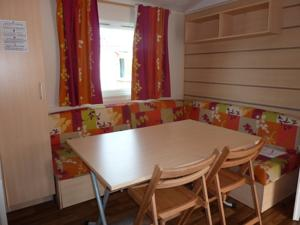 Hebergement Mobile Home Hanse : photos des chambres