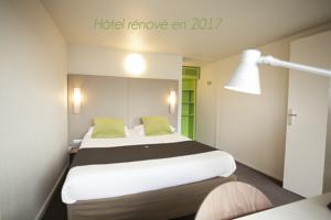 Hotel Campanile Grasse - Chateauneuf : Chambre Double