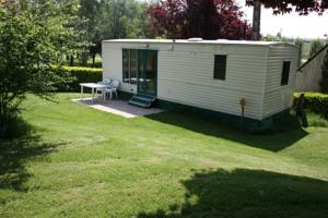 Hebergement Camping les Tournesols : Mobile Home