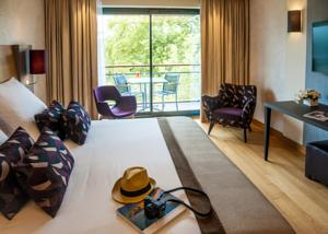 Hotel Parc Beaumont Pau - MGallery by Sofitel : Chambre Lit King-Size Supérieure