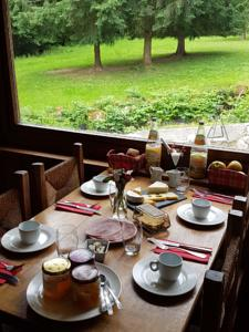 Hebergement Auberge Lilsbach : Chambre Double