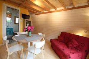 Hebergement Lodges Les Pieris : Chalet