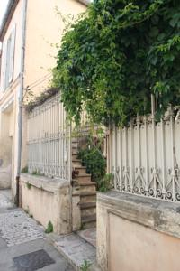 Appartement Appart charme Arenes Nimes : photos des chambres