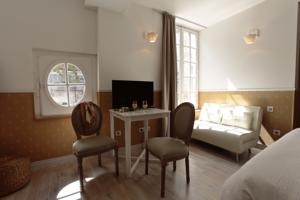 Hebergement Hotel Saint Georges : Appartement