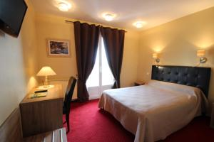 Hotel Le Valaurie : Chambre Double