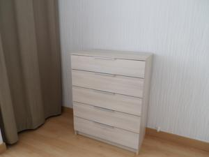 Appartement T1 bis independant proche centre a Brest : photos des chambres