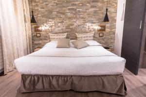 Hotel The Originals des Princes Chambery (ex Inter-Hotel) : Chalet avec Chambre Double