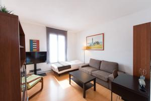 Hebergement Residence Service Appart Hotel : Appartement 1 Chambre - Lit Double