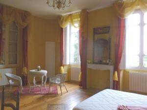 Chambres d'hotes/B&B Chateau Lagaillarde : Chambre Double