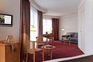 Hotel Barriere L'Hotel du Lac : photos des chambres