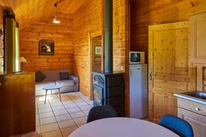 Hebergement Le Domaine du Grand Bois : Cottage Ecolodge Confortable