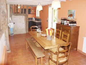 Hebergement Holiday home Tiffaudie : photos des chambres