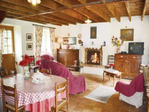 Hebergement Holiday Home La Touche De Bas : photos des chambres