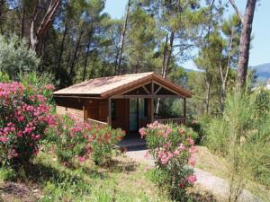 Hebergement One-Bedroom Holiday Home in Solies-Toucas : Maison de Vacances 1 Chambre