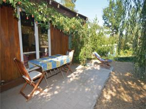 Hebergement Holiday home Gordes K-773 : Studio