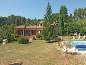 Hebergement Holiday home Bordezac 90 with Outdoor Swimmingpool : Maison de Vacances 4 Chambres