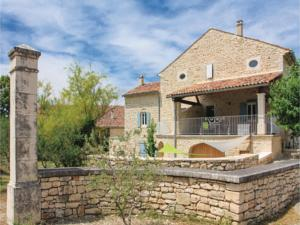 Hebergement Two-Bedroom Holiday Home in Barjac : Maison de Vacances 2 Chambres