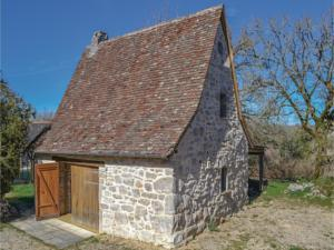 Hebergement One-Bedroom Holiday Home in Padirac : Maison de Vacances 1 Chambre