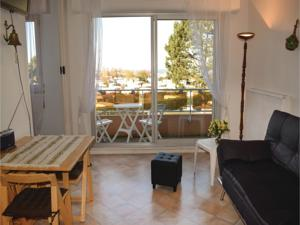 Appartement Holiday Apartment Grandcamp Maisy 09 : Appartement 1 Chambre