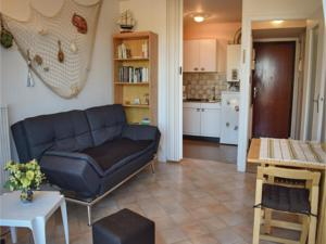 Appartement Holiday Apartment Grandcamp Maisy 09 : photos des chambres