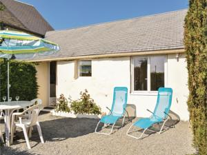 Hebergement One-Bedroom Holiday Home in La Cambe : Maison de Vacances 1 Chambre