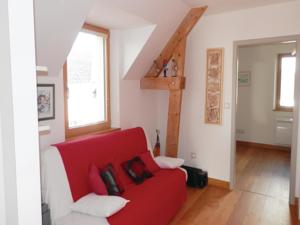 Hebergement Two-Bedroom Holiday home Berthelier 08 : photos des chambres