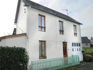 Hebergement Holiday Home Ceauce with Fireplace IX : Maison de Vacances 2 Chambres