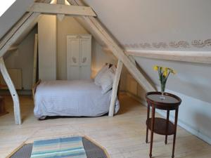 Hebergement One-Bedroom Holiday home Drucat with a Fireplace 06 : photos des chambres