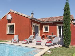 Hebergement Three-Bedroom Holiday home Ancone with a Fireplace 05 : Maison de Vacances de 3 Chambres