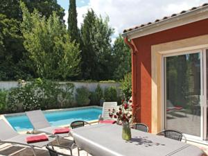 Hebergement Three-Bedroom Holiday home Ancone with a Fireplace 05 : photos des chambres
