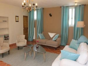 Hebergement Holiday Home Montelimar Nord with Fireplace XII : photos des chambres