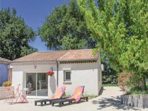 Hebergement One-Bedroom Holiday Home in St. Gervais : Maison de Vacances 1 Chambre