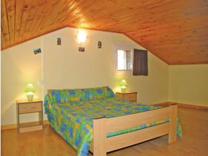 Hebergement Holiday home St. Etienne de Boulog. *IX * : photos des chambres