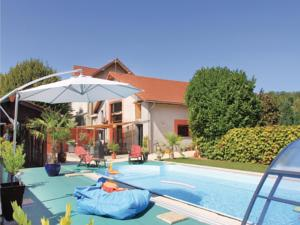 Hebergement Holiday home Saint Jean de Moirans with Sauna 435 : Maison de Vacances 4 Chambres