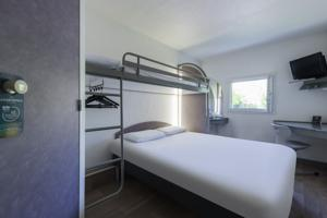 Hotel ibis budget Agen : Chambre Double