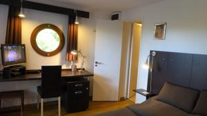Appartement Garden Studio Chantilly : photos des chambres