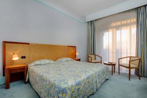 Hotel Aletti Palace : Chambres Communicantes (4 Personnes)