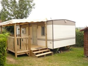 Hebergement Camping Bellevue : Mobile Home