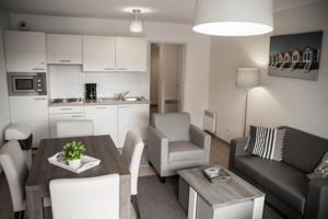 Appartement Holiday Suites Bray - Dunes Margats : photos des chambres