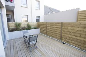 Appartement Holiday Suites Bray-Dunes Peupliers : photos des chambres