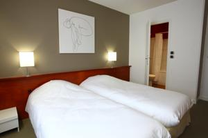 Hotel Welcome - Dunkerque Centre : Chambre Triple