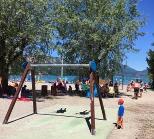 Hebergement Annecy Lakeside Cabin : photos des chambres
