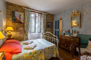 Chambres d'hotes/B&B Chambres d'Hotes Chez Patricia : Chambre Double
