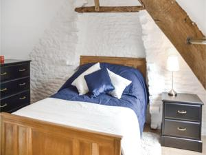 Hebergement Holiday Home Cauesmes Vauce with Fireplace IV : photos des chambres