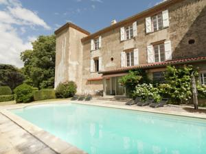 Hebergement Holiday home Chateau de Montadet : photos des chambres