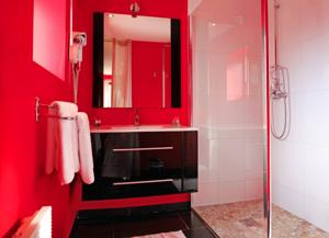 Hebergement L'Hedoniste : Chambre Double
