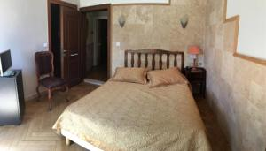 Hotel Le Sauvage : Chambre Double (1 Adulte)